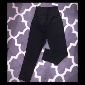 Loft maternity pants black